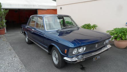 Fiat 130 103'000 km CHF16'500 - acheter sur carforyou.ch - 2