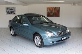 Mercedes-Benz C-Klasse C 320 Elégance 4Matic Automatic 92'800 km CHF5'900 - buy on carforyou.ch - 2