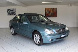 Mercedes-Benz C-Klasse C 320 Elégance 4Matic Automatic 92'800 km CHF5'900 - buy on carforyou.ch - 3