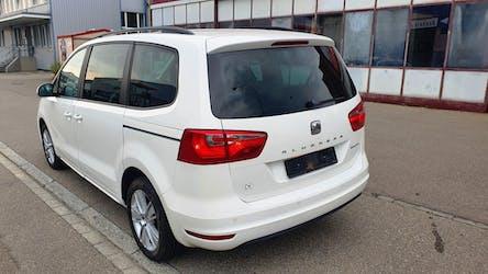 SEAT Alhambra 2.0 TDI 140 Style Viva DSG S/S 129'000 km CHF15'800 - buy on carforyou.ch - 3