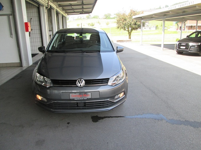 VW Polo 1.2 TSI 90 BlueMT Lounge DSG 37'000 km CHF14'200 - buy on carforyou.ch - 1