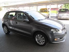 VW Polo 1.2 TSI 90 BlueMT Lounge DSG 37'000 km CHF14'200 - buy on carforyou.ch - 2