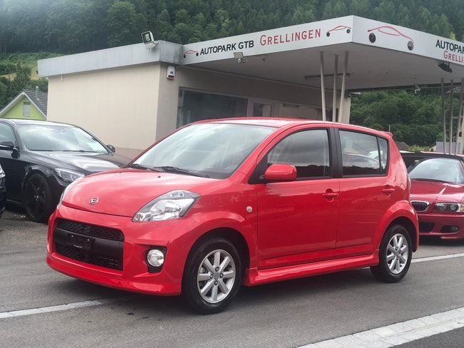 Daihatsu Sirion 1.5 ST Automatic 26'000 km CHF7'900 - kaufen auf carforyou.ch - 1