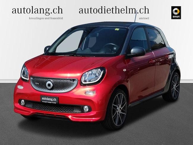 Smart Forfour Brabus twinamic 100'200 km CHF12'800 - buy on carforyou.ch - 1