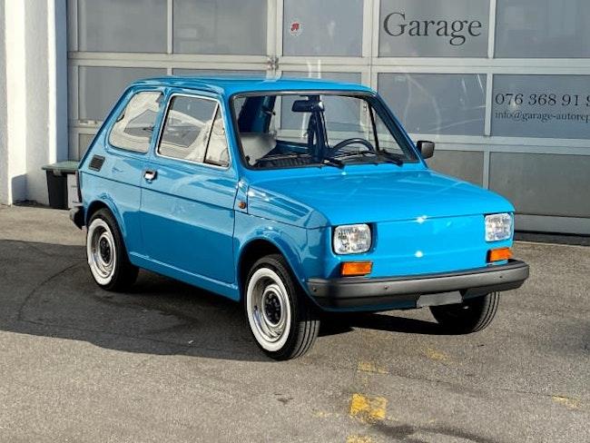 Fiat 126 Bambino TO 80'000 km CHF11'500 - kaufen auf carforyou.ch - 1