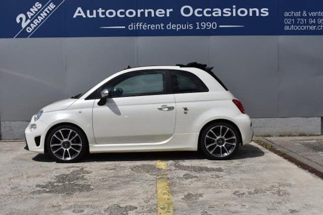 Fiat Abarth 595 595C 1.4 16V T AbarthTuri 33'500 km CHF21'900 - buy on carforyou.ch - 1
