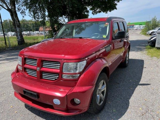 Dodge Nitro 4.0 V6 R/T Automatic 251'000 km CHF4'700 - kaufen auf carforyou.ch - 1