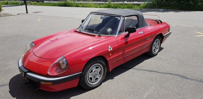 Alfa Romeo Spider 2.0 Q.Verde 68'000 km CHF20'000 - acquistare su carforyou.ch - 1
