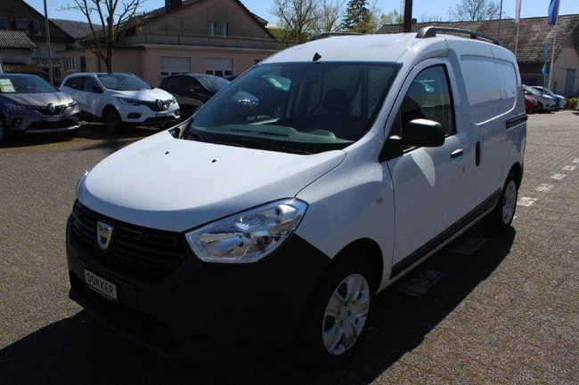 Dacia Dokker Van Unlimited TCe 130 PF 5 km CHF16'659 - kaufen auf carforyou.ch - 1