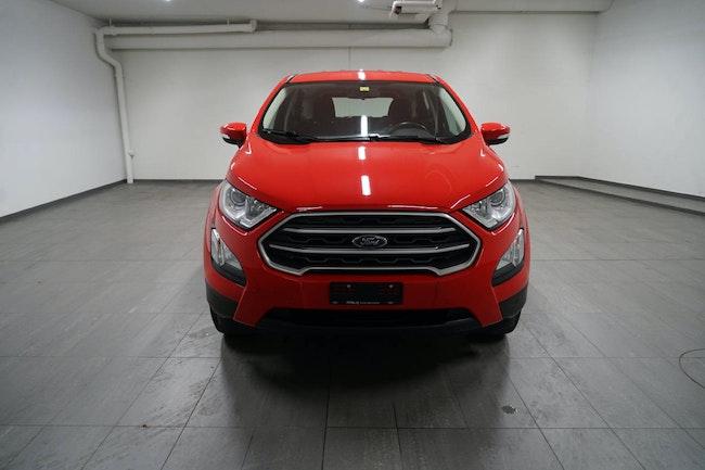 Ford EcoSport 1.5 TDCi Trend 4x4 90'000 km CHF12'900 - kaufen auf carforyou.ch - 1