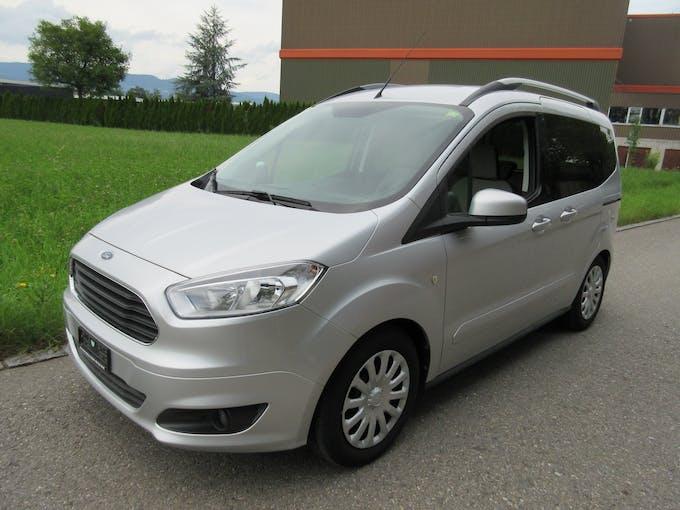Ford Tourneo Courier 1.0 EcoB 100 Titanium 74'000 km CHF9'750 - acquistare su carforyou.ch - 1