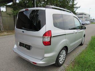Ford Tourneo Courier 1.0 EcoB 100 Titanium 74'000 km CHF9'750 - acquistare su carforyou.ch - 3