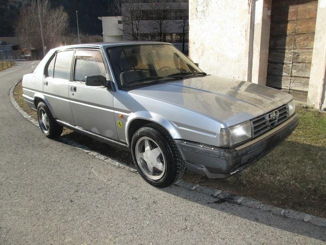 Alfa Romeo 90 2.5 v6 quadrifoglio oro 150'000 km CHF3'600 - buy on carforyou.ch - 1