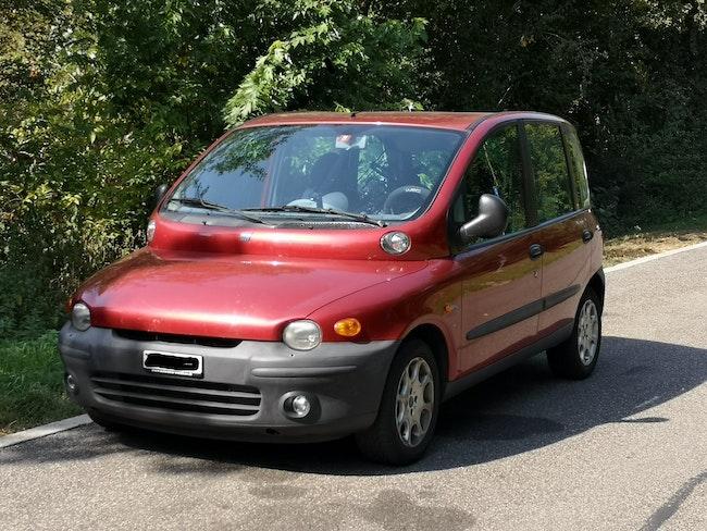 Fiat Multipla kultauto fiat multipla  1.6 16V 6-plätzer 140'000 km CHF4'900 - kaufen auf carforyou.ch - 1