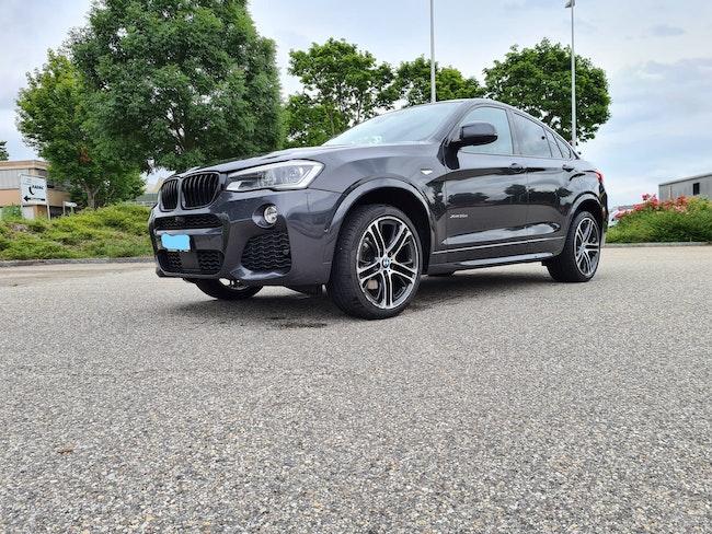 BMW X4 30d xDrive SAG 61'500 km CHF42'800 - buy on carforyou.ch - 1