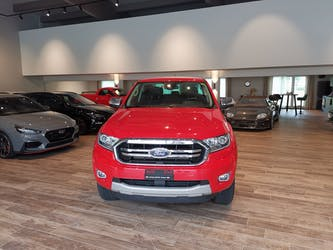 Ford Ranger Limited 2.0 Eco Blue 4x4 A 32'000 km CHF37'990 - buy on carforyou.ch - 2