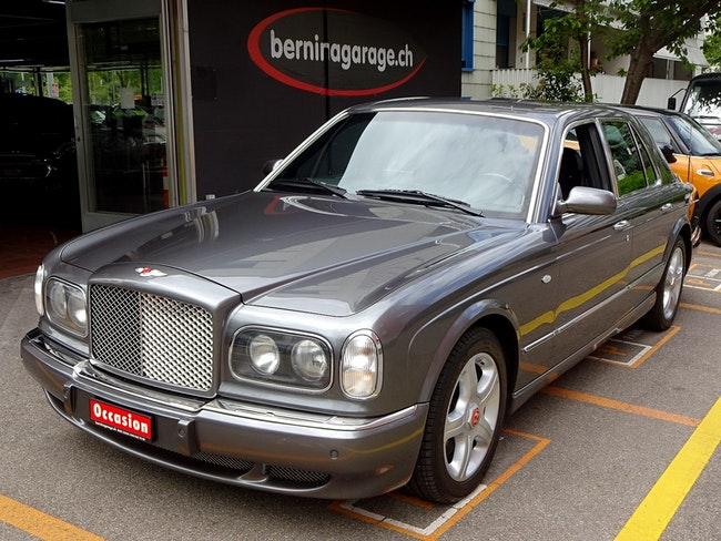 Bentley Arnage Red Label 71'600 km CHF39'700 - buy on carforyou.ch - 1