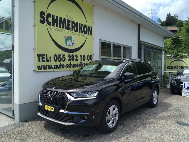 DS Automobiles DS7 DS 7 Crossback 2.0 BlueHDi BE Chic Automatic 19'300 km CHF37'500 - acquistare su carforyou.ch - 1