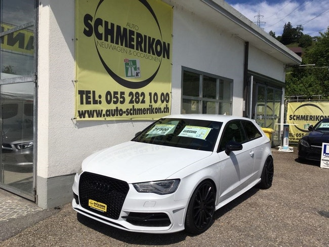 Audi S3 2.0 TFSI quattro 63'900 km CHF29'500 - acquistare su carforyou.ch - 1
