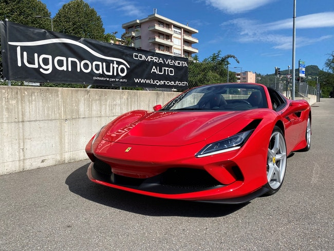 Ferrari F8 Spider 100 km CHF364'999 - acheter sur carforyou.ch - 1
