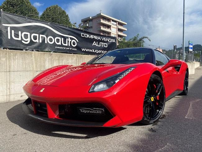 Ferrari 488 Spider 3.9 V8 12'000 km CHF249'999 - buy on carforyou.ch - 1