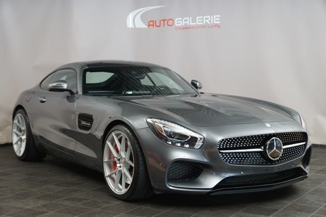 Mercedes-Benz GT AMG GT S Speedshift DCT 2'770 km CHF93'800 - buy on carforyou.ch - 1