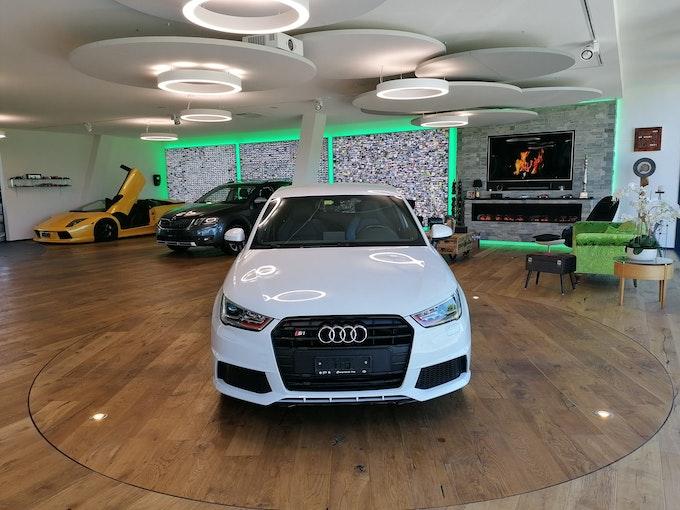 Audi S1 Sportback 2.0 TFSI quattro 57'000 km CHF25'400 - acquistare su carforyou.ch - 1