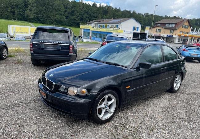 BMW 3er Compact 318 ti Compact 214'100 km CHF1'390 - buy on carforyou.ch - 1