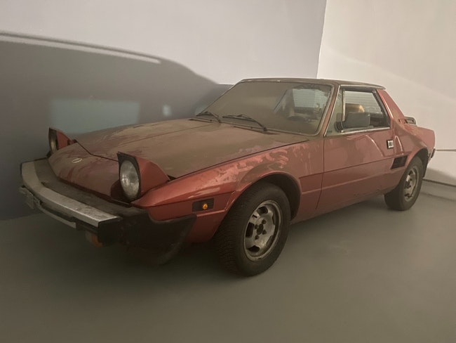 Fiat X 1/9 Bertone 64'000 km CHF2'880 - acheter sur carforyou.ch - 1