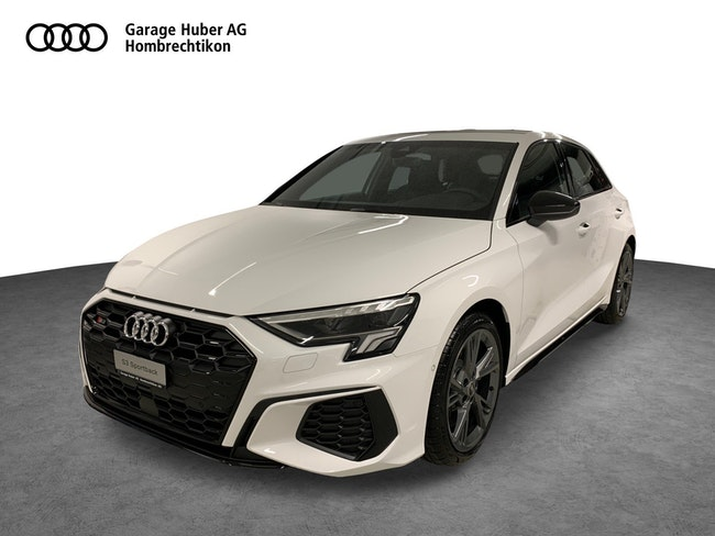 Audi S3 Sportback 2.0 TFSI quattro S-tronic 11 km CHF56'900 - acquistare su carforyou.ch - 1