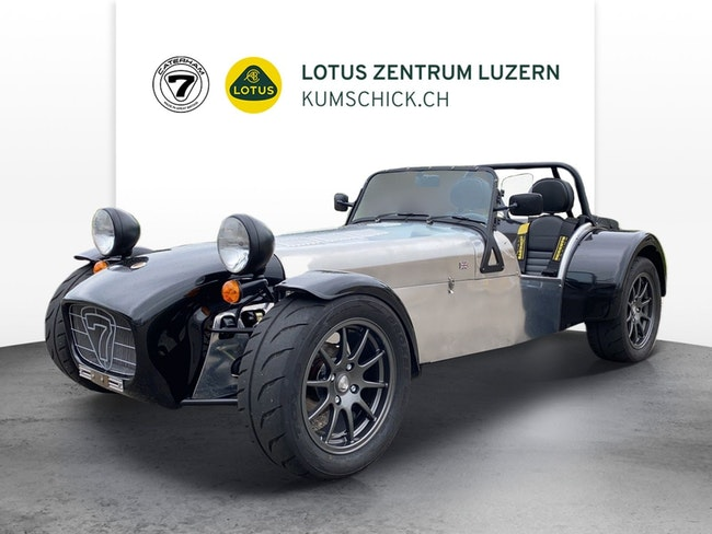 Caterham Seven RS 1.6S 23'500 km CHF39'500 - buy on carforyou.ch - 1