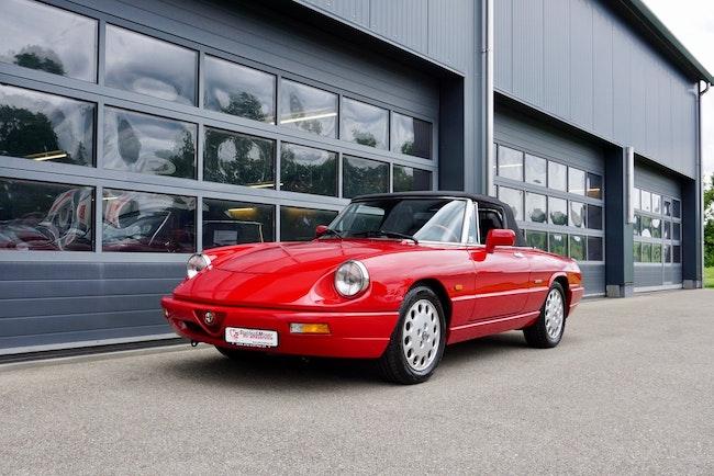 Alfa Romeo Spider 2.0 Kat. 72'500 km CHF22'500 - acquistare su carforyou.ch - 1