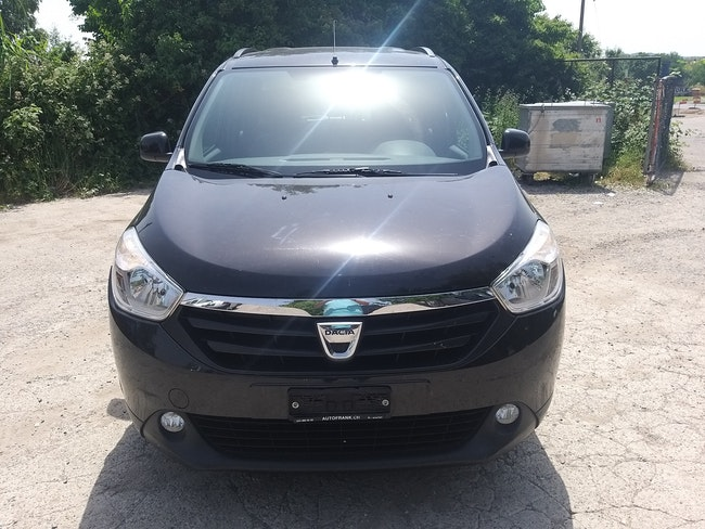 Dacia Lodgy 1.5 dCi Lauréate 7PL 131'616 km CHF5'700 - buy on carforyou.ch - 1