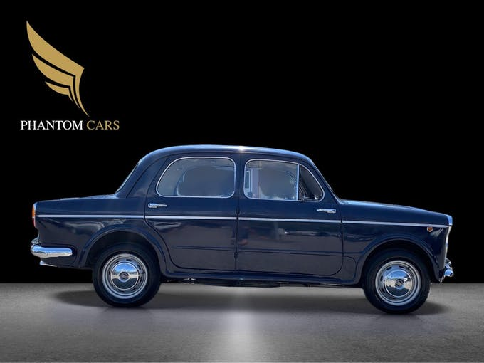 Fiat 1100 EXPORT 35'100 km CHF8'000 - buy on carforyou.ch - 1