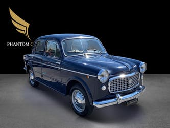 Fiat 1100 EXPORT 35'100 km CHF8'000 - buy on carforyou.ch - 2