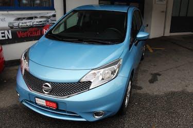 Nissan Note 1.2 acenta 68'000 km CHF9'300 - kaufen auf carforyou.ch - 2