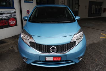 Nissan Note 1.2 acenta 68'000 km CHF9'300 - kaufen auf carforyou.ch - 3