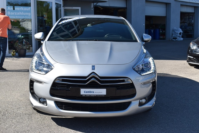 DS Automobiles DS5 HYbrid4 200 SO Chic EGS6 64'000 km CHF15'990 - acquistare su carforyou.ch - 1