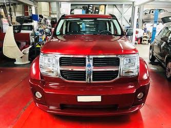 Dodge Nitro 3.7 V6 SE Automatic 103'500 km CHF7'500 - buy on carforyou.ch - 3