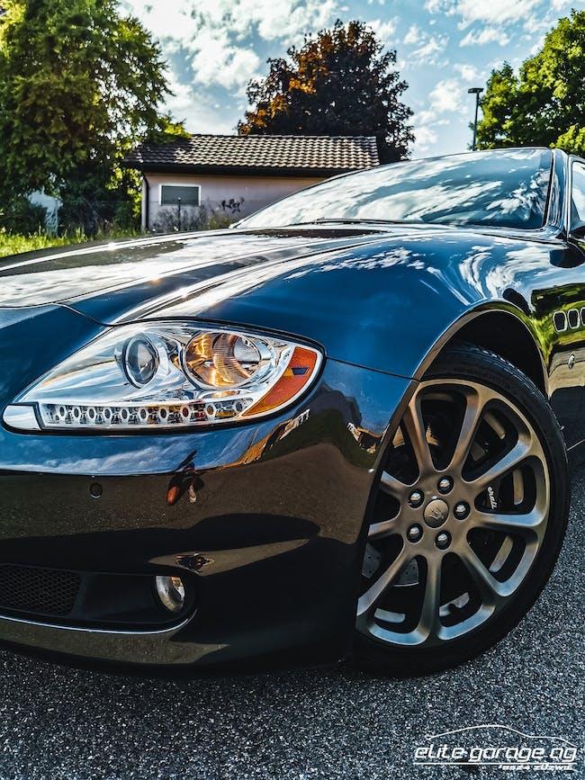 Maserati Quattroporte 4.7 V8 S Automatica 32'000 km CHF39'800 - buy on carforyou.ch - 1