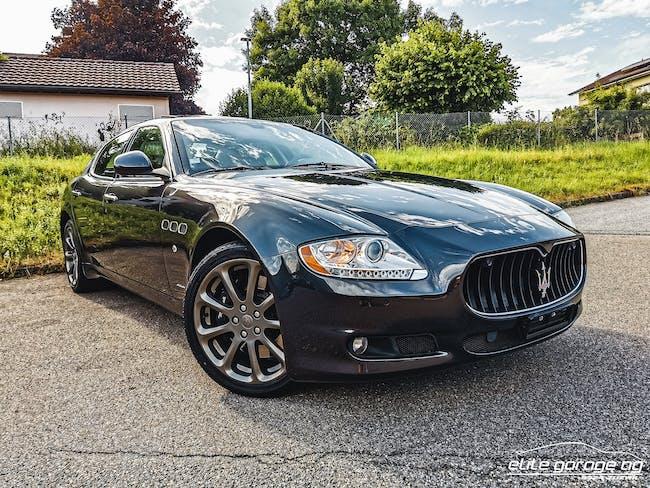 Maserati Quattroporte 4.7 V8 S Automatica 32'000 km CHF39'800 - kaufen auf carforyou.ch - 1