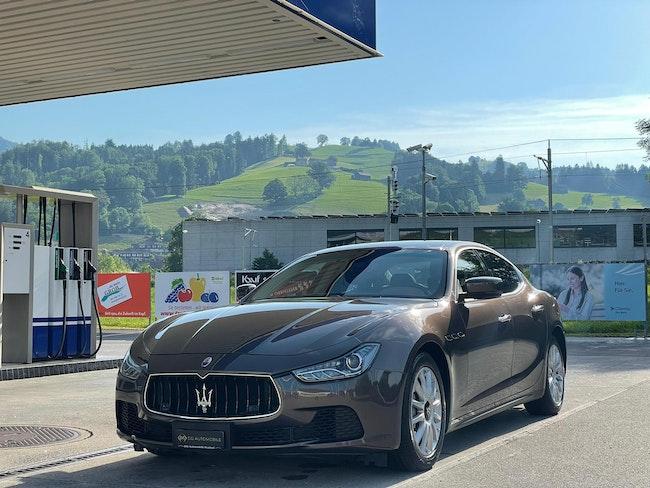 Maserati Ghibli D 3.0 V6 Automatica *CH-Fahrzeug* 67'000 km CHF33'900 - acquistare su carforyou.ch - 1
