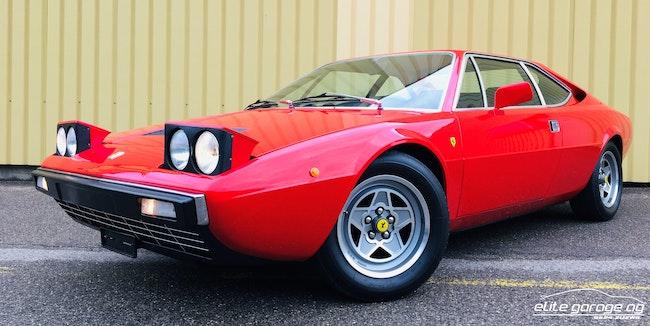 Ferrari Dino 308 GT4 43'000 km CHF79'800 - buy on carforyou.ch - 1