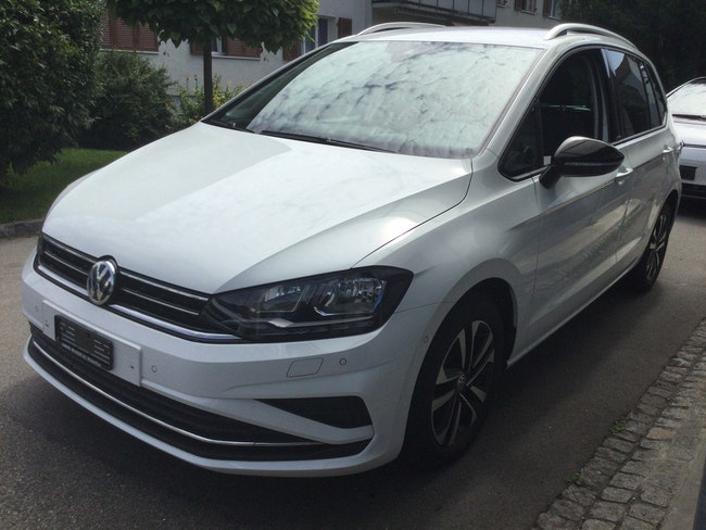 VW Golf Sportsvan 1.5 TSI DSG EVO ***IQ DRIVE*** 23'900 km CHF24'900 - buy on carforyou.ch - 1