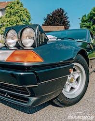 Ferrari 400 Vergaser F 101 CL 115'700 km CHF74'800 - buy on carforyou.ch - 2