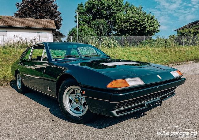 Ferrari 400 Vergaser F 101 CL 115'700 km CHF74'800 - buy on carforyou.ch - 1