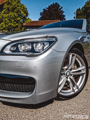 BMW 7er 750i xDrive M-Sport 52'000 km CHF41'800 - buy on carforyou.ch - 1