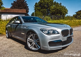 BMW 7er 750i xDrive M-Sport 52'000 km CHF41'800 - buy on carforyou.ch - 2