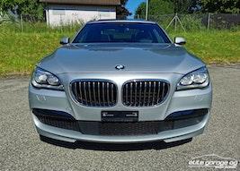 BMW 7er 750i xDrive M-Sport 52'000 km CHF41'800 - buy on carforyou.ch - 3
