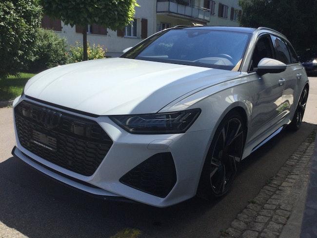 Audi RS6 Avant 4.0 TFSI V8 Quattro ***VOLLAUSSTATTUNG MIT 5 JAHREN WERKSGARANTIE*** 14'500 km CHF132'900 - buy on carforyou.ch - 1